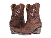 Old Gringo Amitola Oryx Cowboy Boots Brown