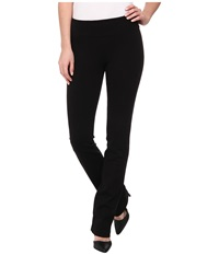 Karen Kane Structured Knit Pant Black Women's Dress Pants
