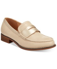 Wanted Crew Penny Loafers Women's Shoes Natural