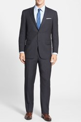 Hart Schaffner Marx 'New York' Classic Fit Solid Suit