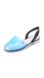 Melissa Espandena Jelly Sandals Blue