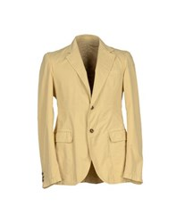Betwoin Suits And Jackets Blazers Men Beige