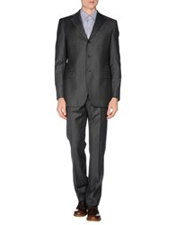 Pino Lerario Suits And Jackets Suits Men Grey