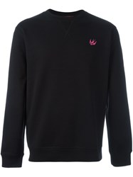 Mcq By Alexander Mcqueen 'Swallow' Sweatshirt Black
