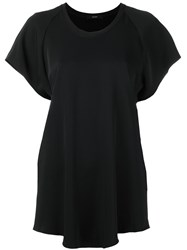 Ellery Relaxed Fit T Shirt Black
