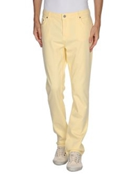 Gant Denim Pants Yellow