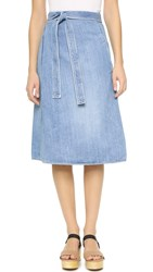 Citizens Of Humanity Donna Skirt Marbella