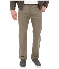 Dockers New Five Pocket Straight Stretch Twill Concrete Men's Casual Pants Beige