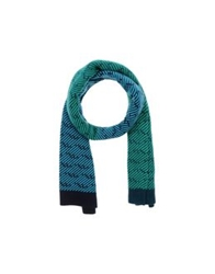 Marc By Marc Jacobs Oblong Scarves Green