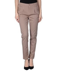 Ajay Casual Pants Light Brown