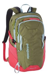 Patagonia 'Refugio 28L' Backpack Green Spanish Moss