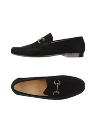 Gold Brothers Footwear Moccasins Men Black