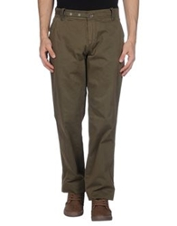 Weber Casual Pants Military Green