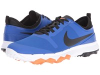 Nike Fi Impact 2 Game Royal Total Orange White Black Men's Golf Shoes Blue