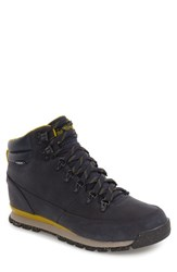 The North Face Men's 'Back To Berkeley Redux' Waterproof Boot Urban Navy Antique Moss Green
