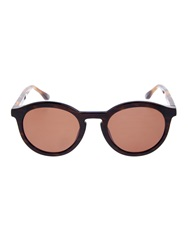 Thierry Lasry Flaky Round Frame Sunglasses