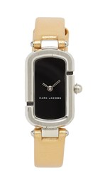 Marc Jacobs The Watch Gold Black Silver