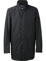 Paul And Shark 'Typhoon' Waterproof Car Coat Black