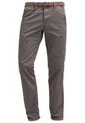 Tom Tailor Denim Chinos Caribou Beige Brown