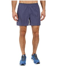 Brooks Sherpa 5 2 In 1 Shorts Coast Forge Men's Shorts Blue