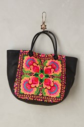 Anthropologie Fiorella Tote Assorted