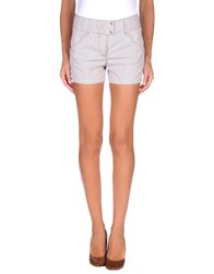 Trussardi Jeans Shorts Dark Brown