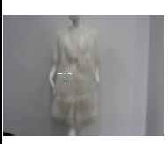 Helen Yarmak Goat Coat Short Sleeves Snap Closure Hy Exclusive 100 Silk Lining. Fur Origin China White