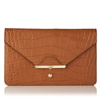 Lk Bennett L.K. Ada Shoulder Bag Toffee