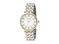 Anne Klein Ak 2701Wttt Two Tone Watches Metallic