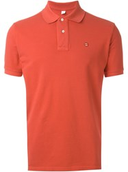 Aspesi Classic Polo Shirt Red