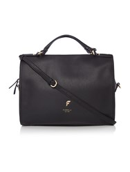 Fiorelli Mason Black Medium Grab Tote Bag Black