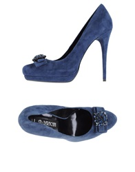 Barachini Pumps Blue