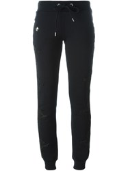 Philipp Plein 'Super Sexy' Track Pants Black