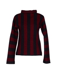 Strenesse Gabriele Strehle Turtlenecks Brick Red
