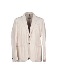 Luigi Borrelli Napoli Suits And Jackets Blazers Men Beige