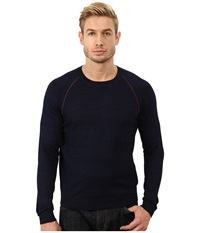 Joe's Jeans Landon Sweater Indigo Men's Sweater Blue