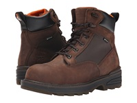 Timberland 6 Resistor Composite Safety Toe Waterproof Boot Brown Men's Work Boots