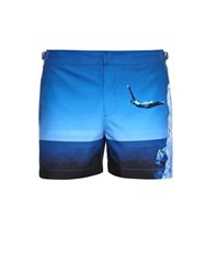 Orlebar Brown Setter Photographic Print Swim Shorts