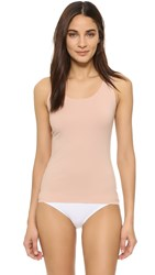 Wolford Pure Top Rose Tan