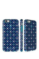 Speck Iphone 6 6S Inked Candyshell Case Bluegio Peacock Glossy