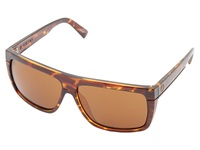 Electric Eyewear Black Top Tortoise Shell M Bronze Sport Sunglasses Brown
