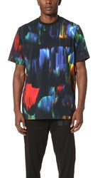 Y 3 All Over Print Jersey Tee