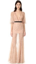 Alice Mccall Look Good Feel Good Gown Antique Rose