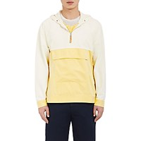 Outerknown Men's Colorblocked Hooded Anorak No Color