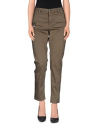Odd Molly Trousers Casual Trousers Women Military Green