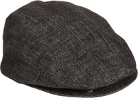 Mr. Kim Jimmy Alt Driving Hat Black