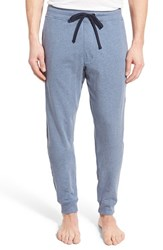 Men's Naked French Terry Lounge Pants Dusk Heather