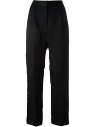 Maison Martin Margiela Mm6 Maison Margiela Loose Fit Trousers Black