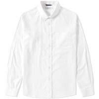 Saturdays Surf Nyc Crosby Oxford Shirt White