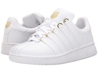 K Swiss Classic Vn 50Th 50Th White Gold Leather Women's Shoes